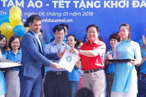 """""""Là một công dân tốt"""" - Triết lý phát triển bền vững của P&G tại Việt Nam - Ảnh 1."""