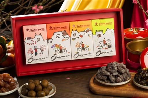 Thị trường quà tết dành cho doanh nghiệp Việt - Ảnh 2.
