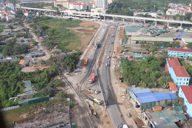 Những công trình góp phần nâng giá BĐS quận Nam Từ Liêm - Ảnh 1.