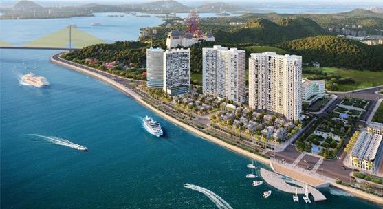 Quảng Ninh: Nhu cầu lưu trú khách du lịch tăng mạnh, căn hộ nghỉ dưỡng hút khách đầu tư - Ảnh 1.