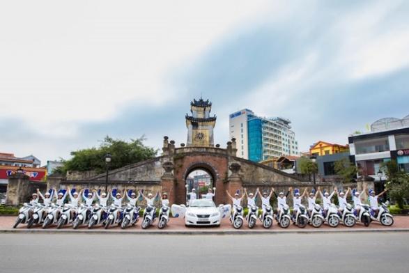 """FLC Quảng Bình khởi động năm 2019 tại """"sân nhà"""" với roadshow hoành tráng - Ảnh 4."""