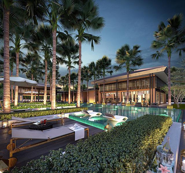 """Lộ diện khu villa """"Beverly Hills"""" của Hà Nội, lôi kéo khách nước ngoài - Ảnh 1."""