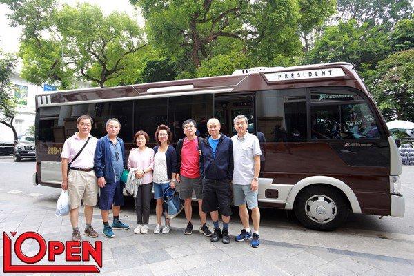 L'Open: Hãng vận tải Sài Gòn được chào đón tại Hà Nội nhờ cách phục vụ đặc biệt - Ảnh 1.