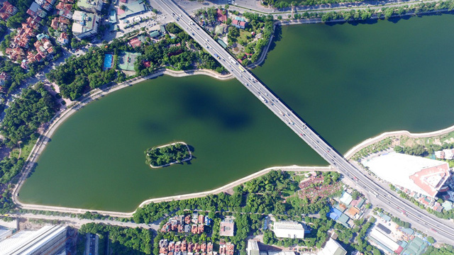 Năm 2019 – Quy hoạch hạ tầng quận Hoàng Mai được đẩy mạnh, bất động sản tăng giá trị - Ảnh 1.