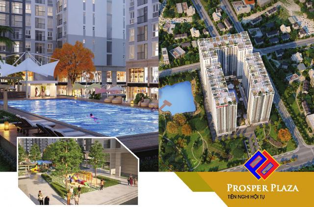 Căn hộ Prosper Plaza quận 12 đạt doanh số cao sau 5 tháng mở bán - Ảnh 1.