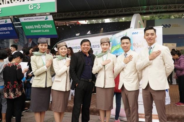 Cơ hội mua hàng ngàn vé máy bay với giá từ 149.000 VND của Bamboo Airways - Ảnh 2.