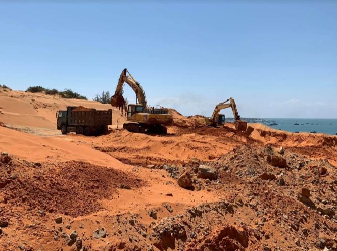 Giá đất Mũi Né - Phan Thiết tăng, nhà đầu tư đổ về gom nhà đất - Ảnh 1.