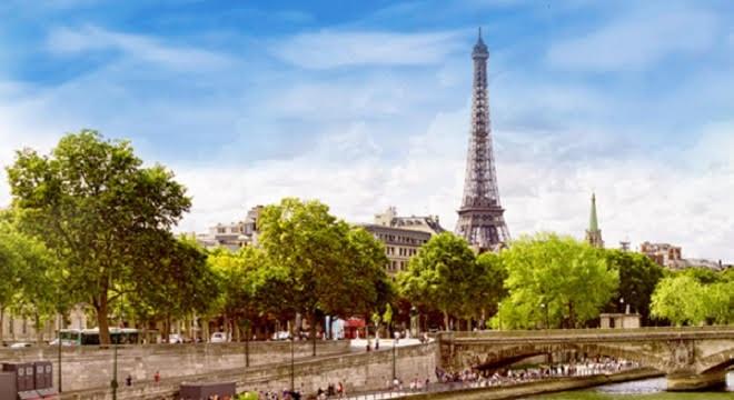 Ưu đãi cho vé mua trực tuyến từ Air France
