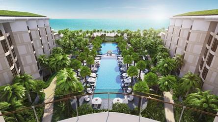 Intercontinental Phu Quoc Long Beach Residences thuyết phục thị trường