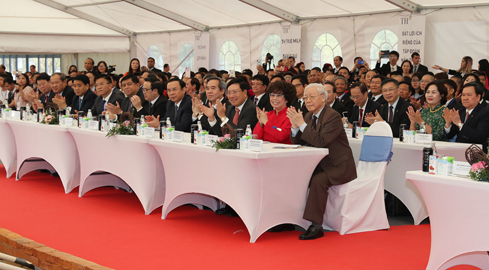 TH true MILK đặt mục tiêu trở thành doanh nghiệp sữa top đầu tại Nga