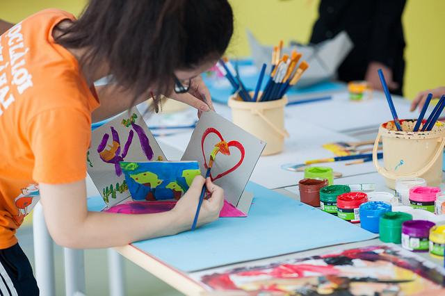 Khám phá tài năng tiềm ẩn của trẻ qua quizshow 8 loại hình trí thông minh - Ảnh 1.