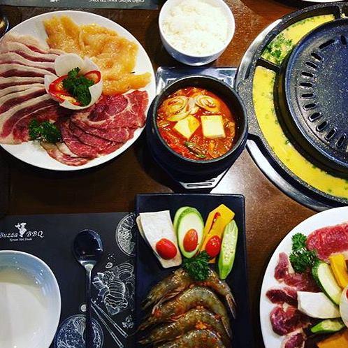 Truy tìm địa điểm bán món Hàn siêu ngon, siêu rẻ - Ảnh 1.