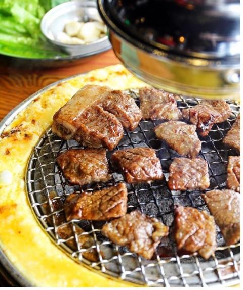 Truy tìm địa điểm bán món Hàn siêu ngon, siêu rẻ - Ảnh 2.