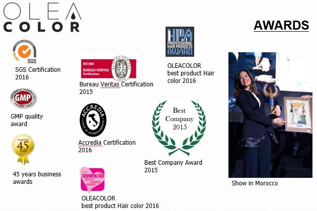 Oleacolor - Thuốc nhuộm tóc hàng đầu từ Italy chính thức có mặt tại Việt Nam - Ảnh 2.