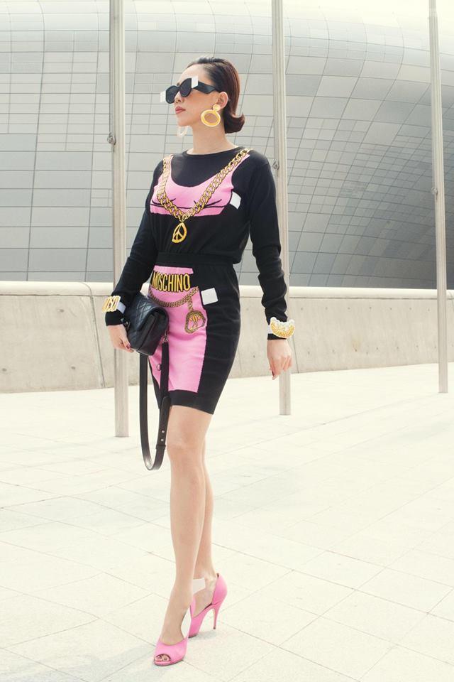 Tóc Tiên vẫn đầy khí chất trong trang phục thường ngày - Ảnh 1.