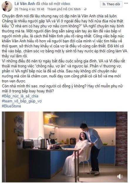 Khi các ông chồng sao việt tranh cãi vì chuyện... bếp núc - Ảnh 3.