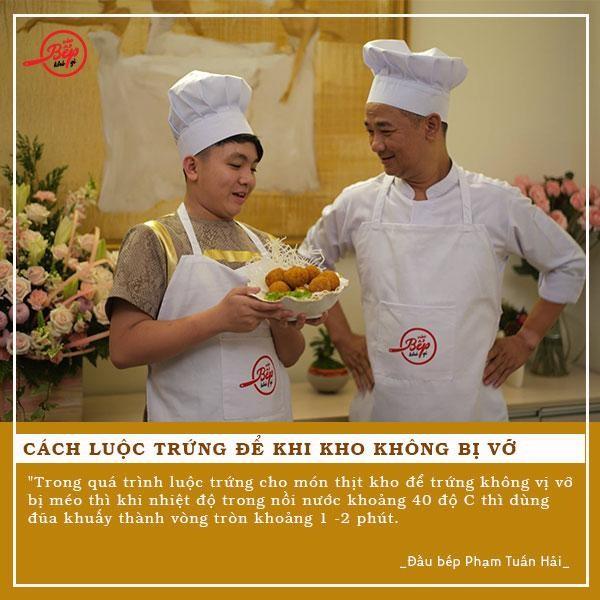 """Bật mí 8 mẹo nhỏ từ Master Chef Phạm Tuấn Hải trong chương trình """"Vào bếp khó gì"""" - Ảnh 4."""