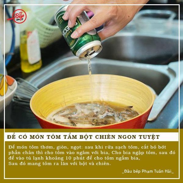 """Bật mí 8 mẹo nhỏ từ Master Chef Phạm Tuấn Hải trong chương trình """"Vào bếp khó gì"""" - Ảnh 5."""