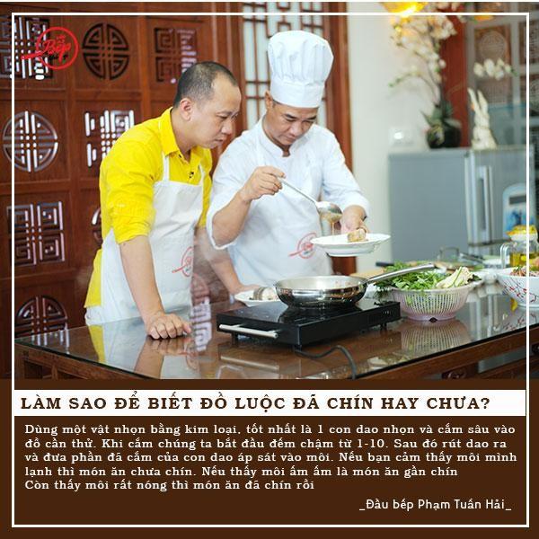 """Bật mí 8 mẹo nhỏ từ Master Chef Phạm Tuấn Hải trong chương trình """"Vào bếp khó gì"""" - Ảnh 6."""