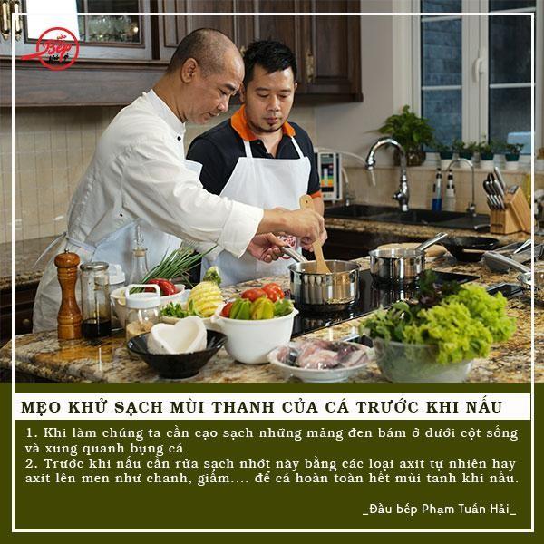 """Bật mí 8 mẹo nhỏ từ Master Chef Phạm Tuấn Hải trong chương trình """"Vào bếp khó gì"""" - Ảnh 7."""