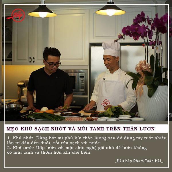 """Bật mí 8 mẹo nhỏ từ Master Chef Phạm Tuấn Hải trong chương trình """"Vào bếp khó gì"""" - Ảnh 8."""