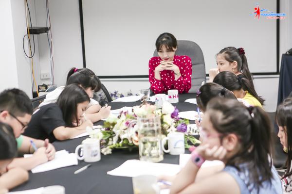 Chương trình lớp học hè kỹ năng mềm cho bé tại Hà Nội - Ảnh 8.