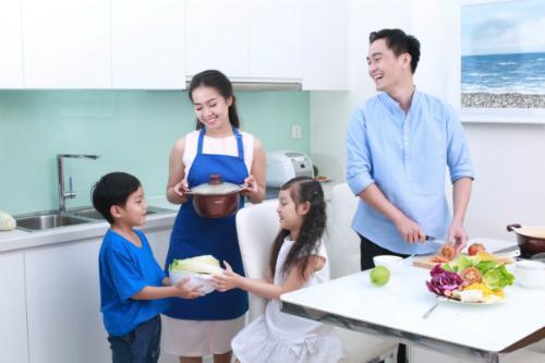 BlueStone – Giúp cho chồng sẻ chia bếp núc - Ảnh 4.