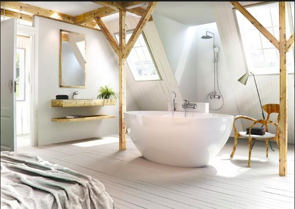Biến phòng tắm thành spa chỉ trong 30 phút - Ảnh 1.