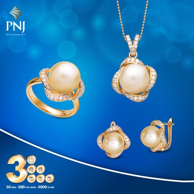 Những bộ sưu tập trang sức gắn liền cùng tên tuổi của PNJ - Ảnh 3.