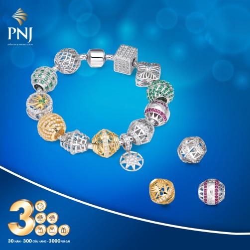 Những bộ sưu tập trang sức gắn liền cùng tên tuổi của PNJ - Ảnh 4.