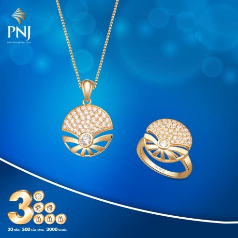 Những bộ sưu tập trang sức gắn liền cùng tên tuổi của PNJ - Ảnh 5.