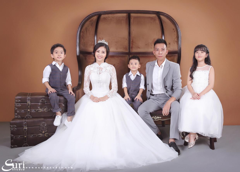 Chia sẻ kinh nghiệm chụp ảnh gia đình đẹp - Ảnh 1.