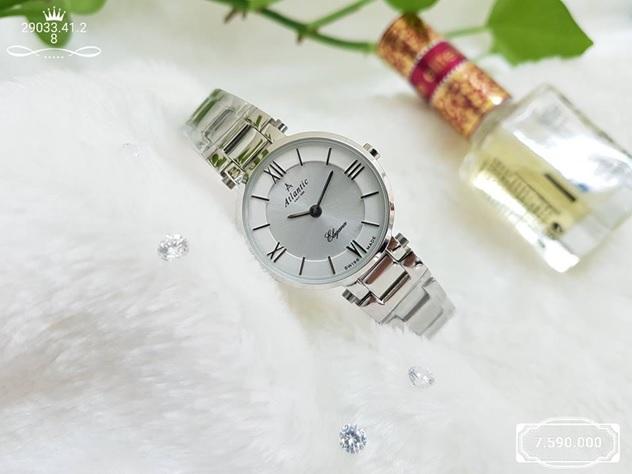 Đăng Quang Watch giảm giá đến 20% cho người phụ nữ yêu thương - Ảnh 5.