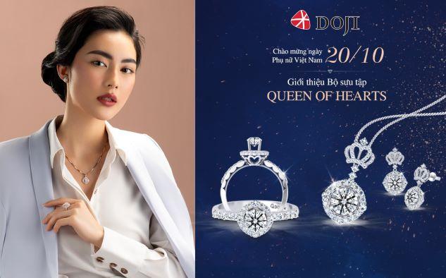 Trang sức – Món quà lấp lánh hoàn hảo dành cho nàng nhân ngày Phụ nữ Việt Nam - Ảnh 2.