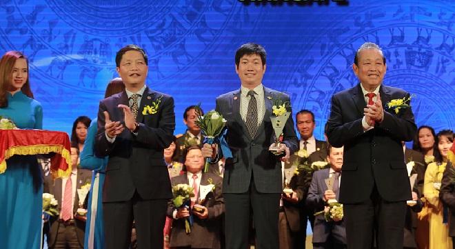 Vinacafé Biên Hòa doanh nghiệp Cà phê đạt Thương hiệu Quốc gia 5 lần liên tiếp
