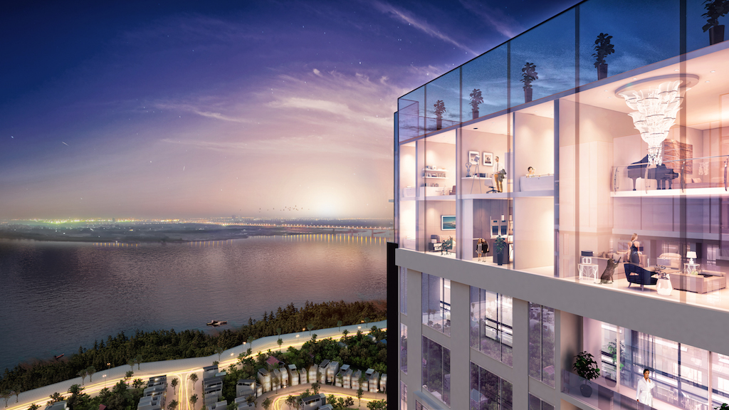 Dự án nào đang tạo cơn sốt mới trên thị trường căn hộ cao cấp?