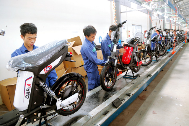 Nội địa hoá xe điện 2 bánh - cơ hội nào cho doanh nghiệp Việt?
