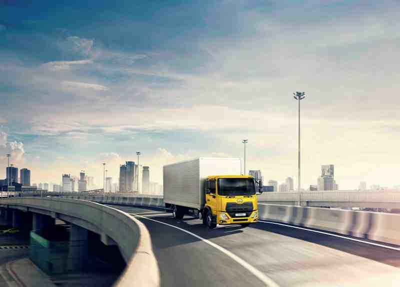 UD Trucks ra mắt mẫu xe Croner mới với hiệu năng tối đa