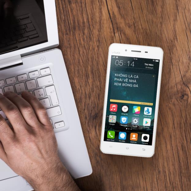 Muôn vẻ vui nhộn mùa Euro dưới góc nhìn smartphone - Ảnh 2.