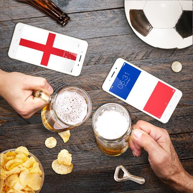 Muôn vẻ vui nhộn mùa Euro dưới góc nhìn smartphone - Ảnh 9.