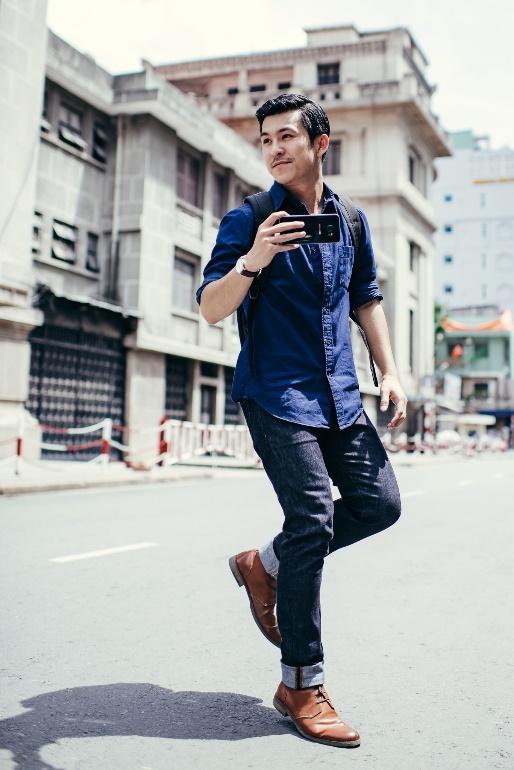 Nhiếp ảnh gia soái ca Thiên Minh chia sẻ bí quyết chụp ảnh - Ảnh 1.