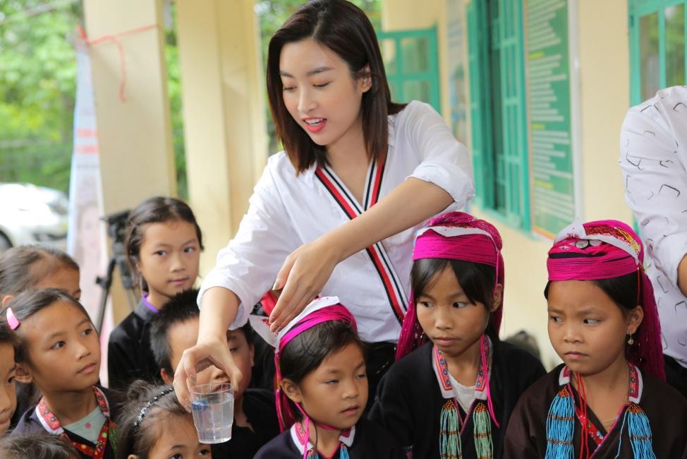 """Asanzo thực hiện chương trình """"Nước sạch học đường - Cùng Asanzo ươm mầm tương lai Việt"""" ước tính hơn 10 tỷ đồng"""