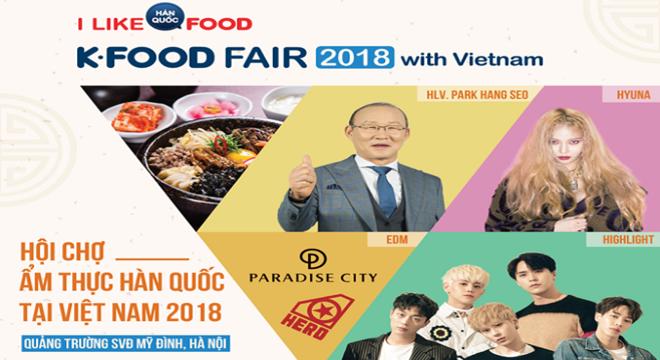 Sôi nổi các hoạt động trong lễ hội ẩm thực lớn nhất Việt Nam