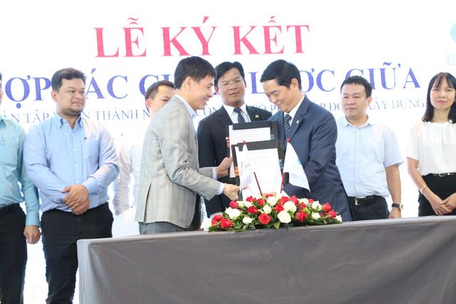 Thành Nam Group đầu tư dự án khách sạn và căn hộ cao tầng ở Đà Nẵng - Ảnh 1.
