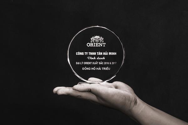 Đại lý Orient xuất sắc vinh danh đồng hồ Hải Triều - Ảnh 1.