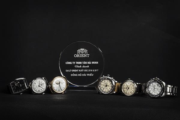 Đại lý Orient xuất sắc vinh danh đồng hồ Hải Triều - Ảnh 4.