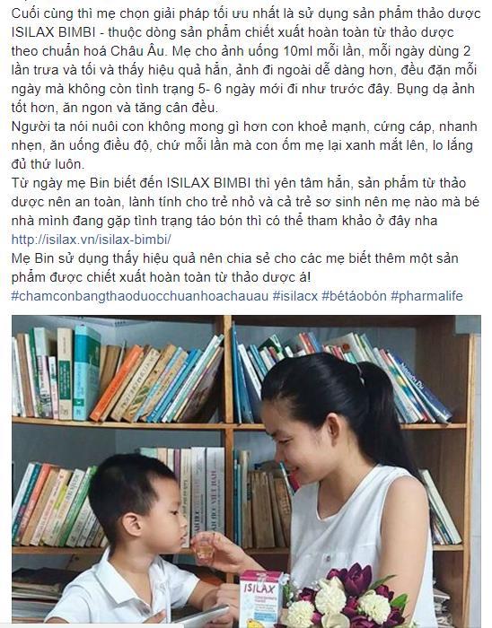 Các mẹ Việt truyền tai nhau về thảo dược châu Âu giúp đẩy lùi táo bón cho trẻ - Ảnh 5.