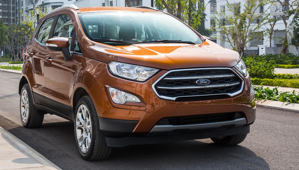 Ford EcoSport từ Brasil đến Việt Nam
