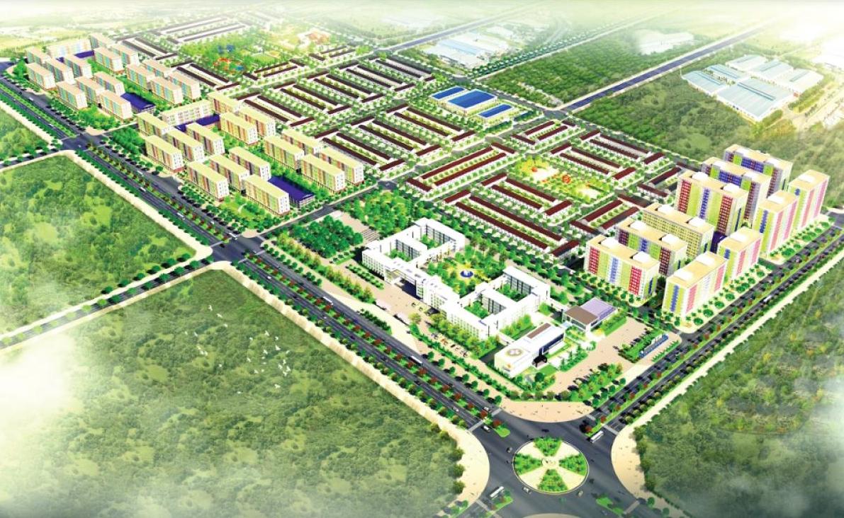 """Nhơn Trạch:""""Điểm nóng"""" của thị trường bất động sản hiện nay"""