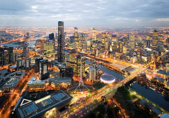 Ghé thăm Melbourne, Perth- 2 thiên đường du lịch tuyệt đẹp của Úc - Ảnh 1.